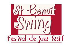 Logo Saint Benoit Swing